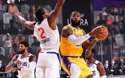 La NBA è ripartita: le migliori squadre per ESPN