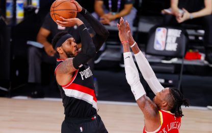 "Lillard: ""Rispetto per Melo, è un Hall of Famer"""