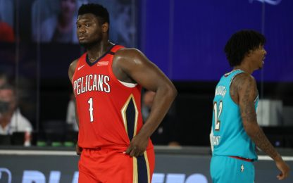 Zion gioca di più (e i Pelicans tornano a vincere)