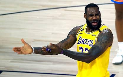 Lakers, perchè il play-in può essere un affare