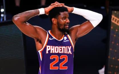 Phoenix on fire, ma gli altri non aiutano i Suns