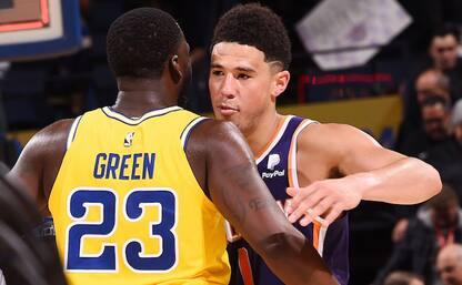 """""""Booker dovrebbe lasciare i Suns"""": multa per Green"""