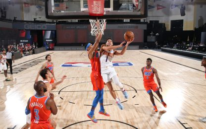 Phoenix e Booker on fire, battuti anche i Thunder