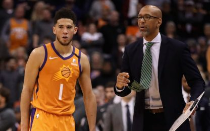 Booker e l'SMS a coach Williams prima di Orlando