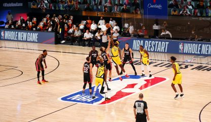 Heat-Pacers per un inutile 4° posto, vince Toronto