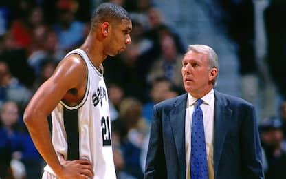Spurs fuori dai playoff: com'era il mondo nel 1997