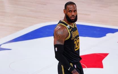 Miami chiude la serie (4-0), i Lakers la ipotecano