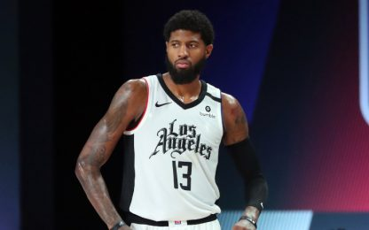 I Clippers hanno un problema con Paul George?