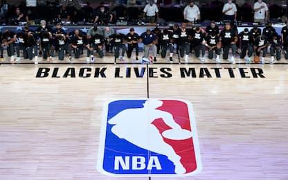 NBA: è stato boicottaggio, sciopero o altro?
