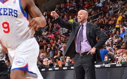 Kidd vuole la panchina dei 76ers. Ma non è il solo