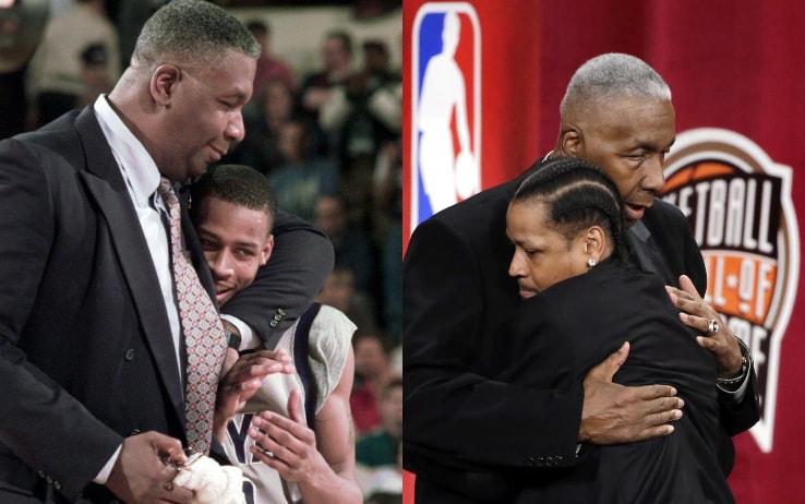 """NCAA, se ne è andato coach John Thompson. Allen Iverson: """"Grazie per avermi salvato la vita"""""""