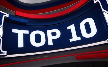 Conference Finals: le 10 giocate migliori. VIDEO