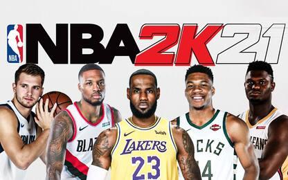 Le migliori squadre secondo NBA 2K21. CLASSIFICA