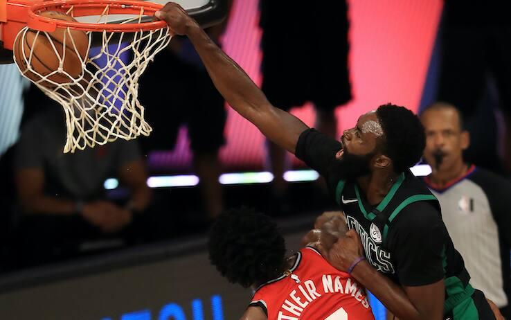 Riscossa Celtics! Toronto travolta in gara-5 con la difesa ed è 3-2 per Boston