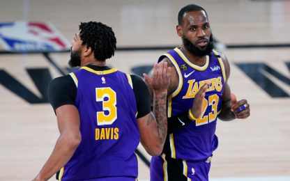 "Shaq: ""Ai Lakers non serve il fattore campo"""