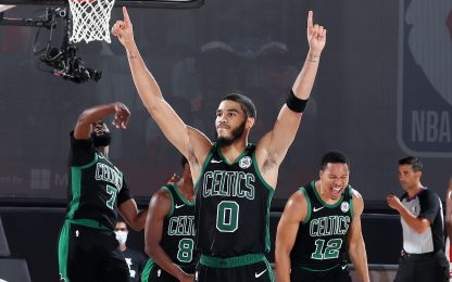 Boston vince gara-7, Denver rimonta i Clippers