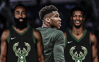 Mercato NBA: le (potenziali) offerte per Giannis
