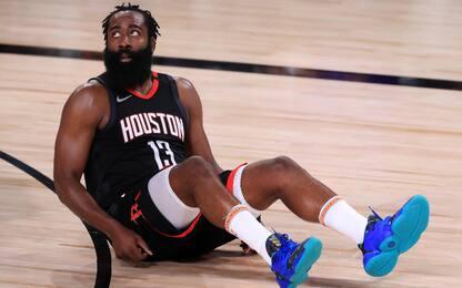 Harden torna ad allenarsi, in campo con gli Spurs