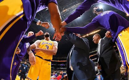 La NBA pensa ad allargare i roster a 18 giocatori