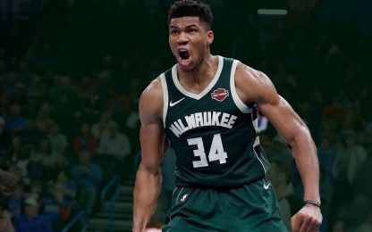 Giannis come Jordan, ma il re è LeBron. CLASSIFICA