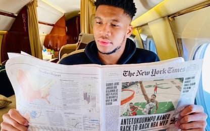 Giannis batte LeBron: i voti completi. CLASSIFICA