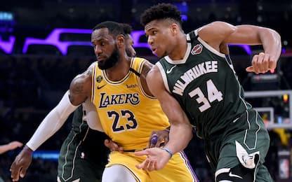I migliori 125 giocatori NBA secondo The Athletic