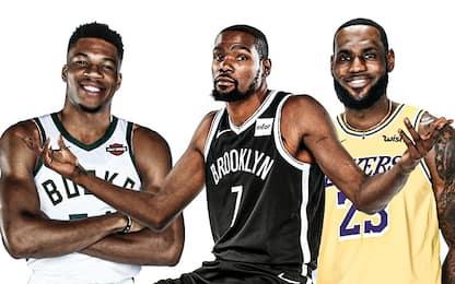 """Durant: """"L'MVP è LeBron, criteri da ripensare"""""""