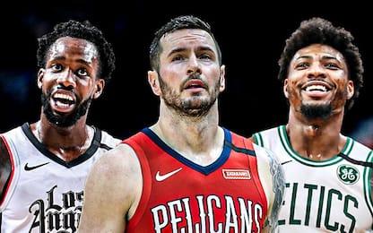"""I """"migliori"""" simulatori in NBA secondo JJ Redick"""
