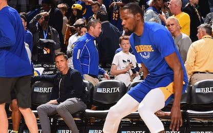 Steve Nash spiega come giocheranno Durant e Irving