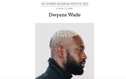 TIME 100, le persone più influenti: Dwayne Wade