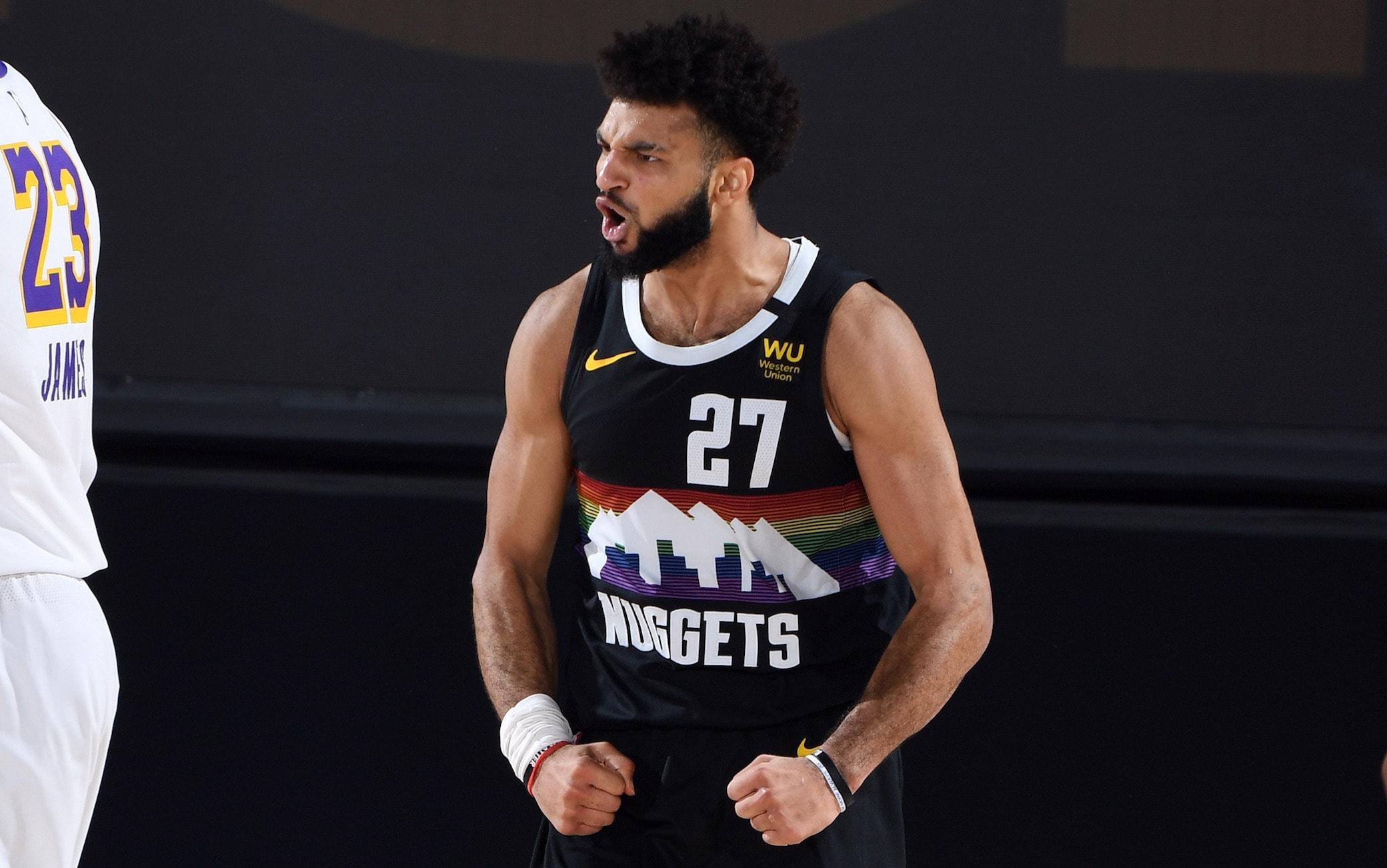 NBA, Denver resiste alla rimonta Lakers, un super Murray dà ai ...