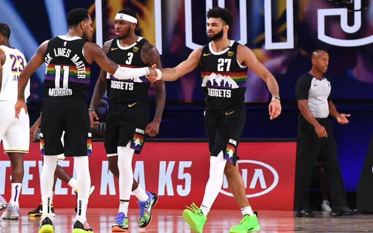 NBA – I Nuggets sono ancora vivi! Lakers sfiorano la rimonta da -20, ma cedono a un super Jamal Murray
