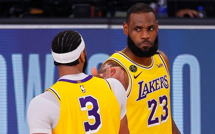 Playoff NBA: I Lakers vincono ancora, 3-1 nella serie contro Denver