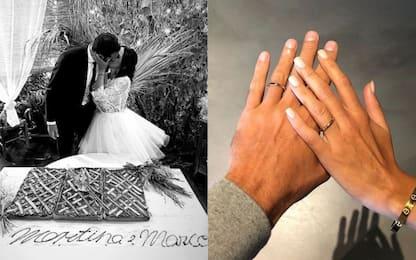 Marco Belinelli si è sposato con Martina. LA FOTO
