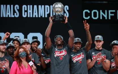 Miami batte Boston e sfiderà i Lakers alle Finals