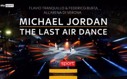 The Last Air Dance: Tranquillo&Buffa e il loro MJ