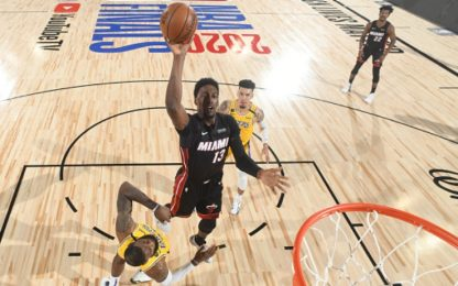 Finali NBA, Heat-Lakers gara-4 su Sky alle 3.00