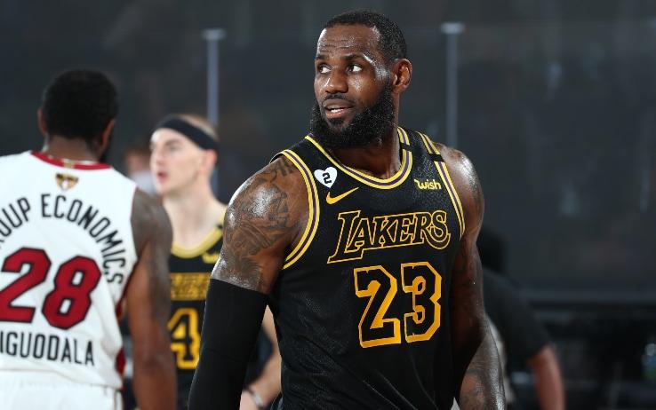 Los Angeles Miami: i video highlights di gara-2 della finale NBA