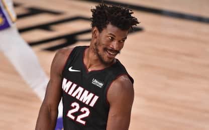 La super notte di Miami: Lowry, Butler e non solo