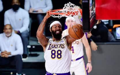 Markieff Morris ai Lakers: le firme del mercato