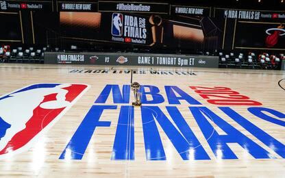 Gara-5 è per il titolo:la NBA torna in tv in Cina