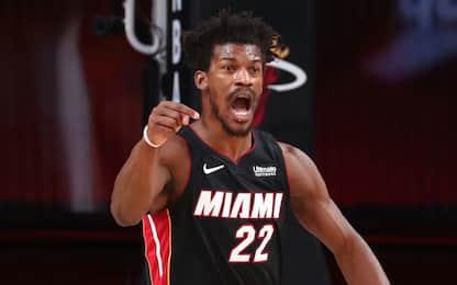 """Jimmy Butler promette: """"Porterò un titolo a Miami"""""""