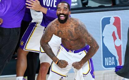 I Lakers sono campioni e JR Smith è senza maglia