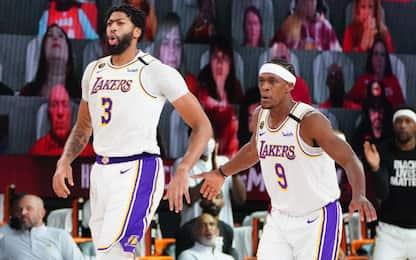 Lakers troppo forti, i protagonisti di gara-6