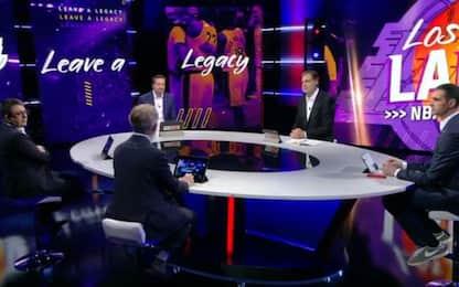 Basket Room speciale Finals in onda su Sky Sport