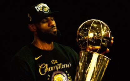 Lakers, i motivi del rinnovo di 2 anni di LeBron