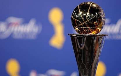 Da West a Jordan fino a LeBron: gli MVP in finale