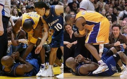 Scontro Kobe-MJ: la verità la rivela John Cusack