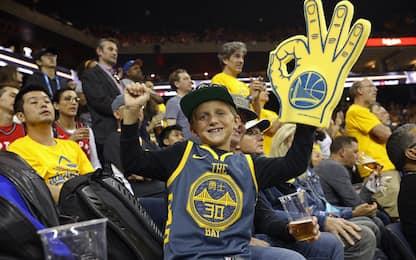 Quanto costa(va) andare a vedere una partita NBA