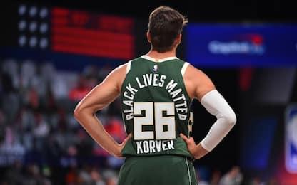 Sciopero Bucks, Korver racconta cosa è successo